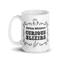 Load image into Gallery viewer, Nathan Whiskers' Curious Elixirs Mug