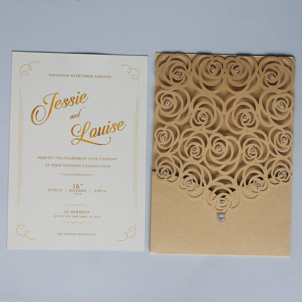 Super Ways of Creating a Perfect Day using Cheap Wedding Invitations
