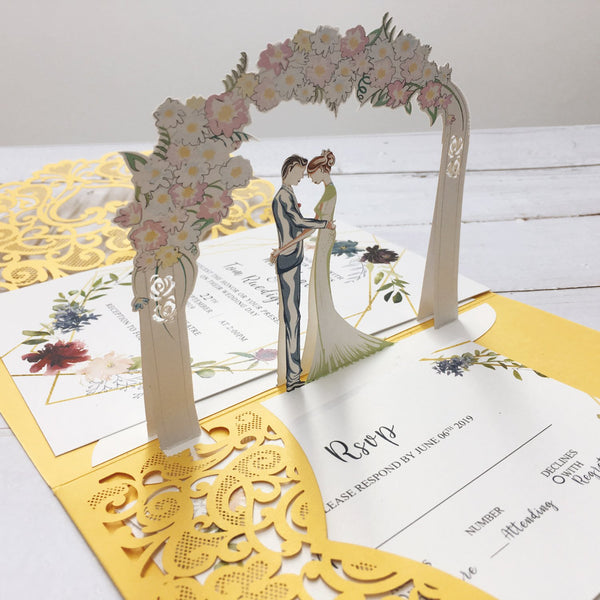 perfect wedding invitation