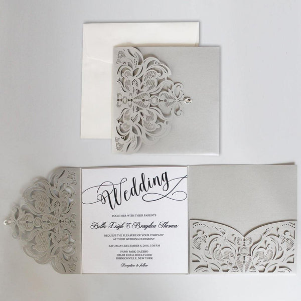 Beautifull cheap wedding cards