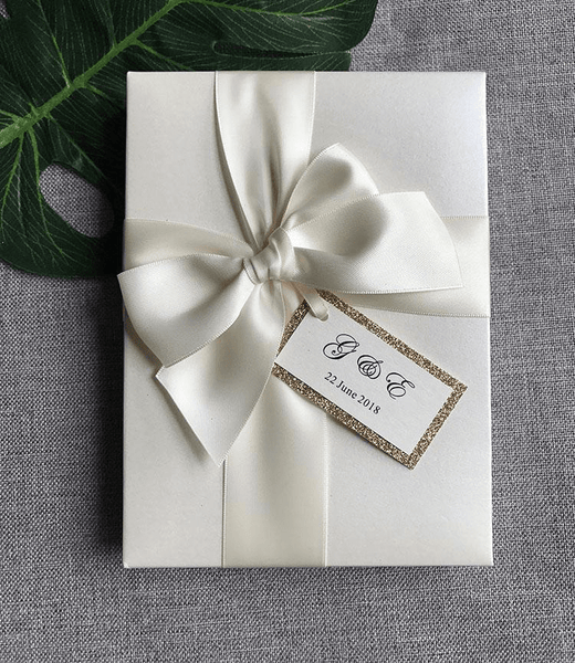 elegant wedding cards