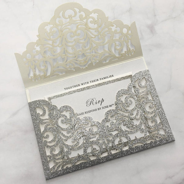 luxury-glitter-silver-wedding-invitations-grey-pocket-invitation-cards