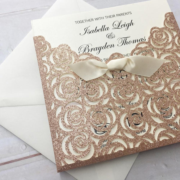 luxury-gold-glitter-wedding-invitations-cards