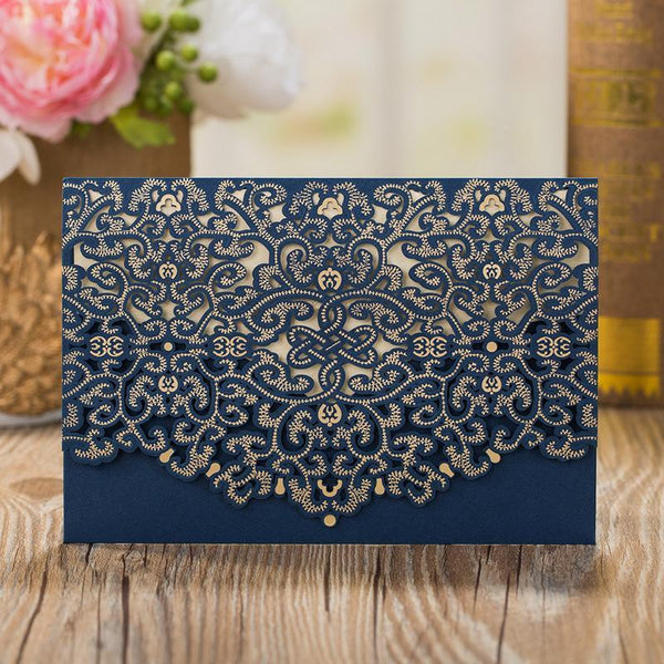 luxury-navy-wedding-invitation-cards