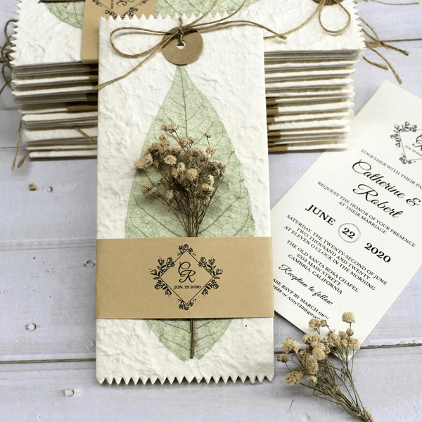 natural tones cards