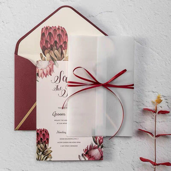 burgundy-wedding-invitations-floral-invitation-cards