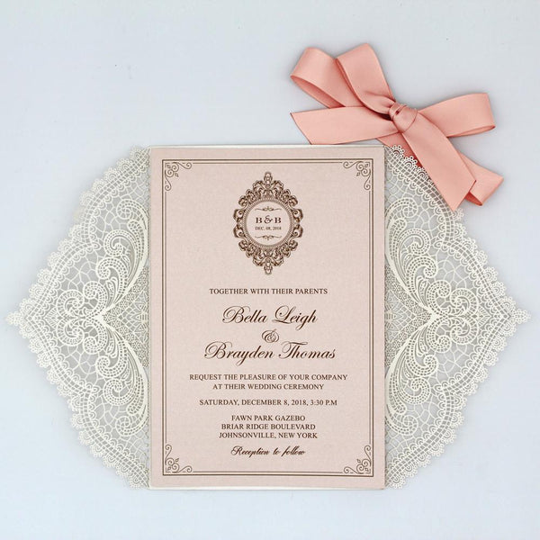 pink-wedding-invitation-white-lace-bridal-cards