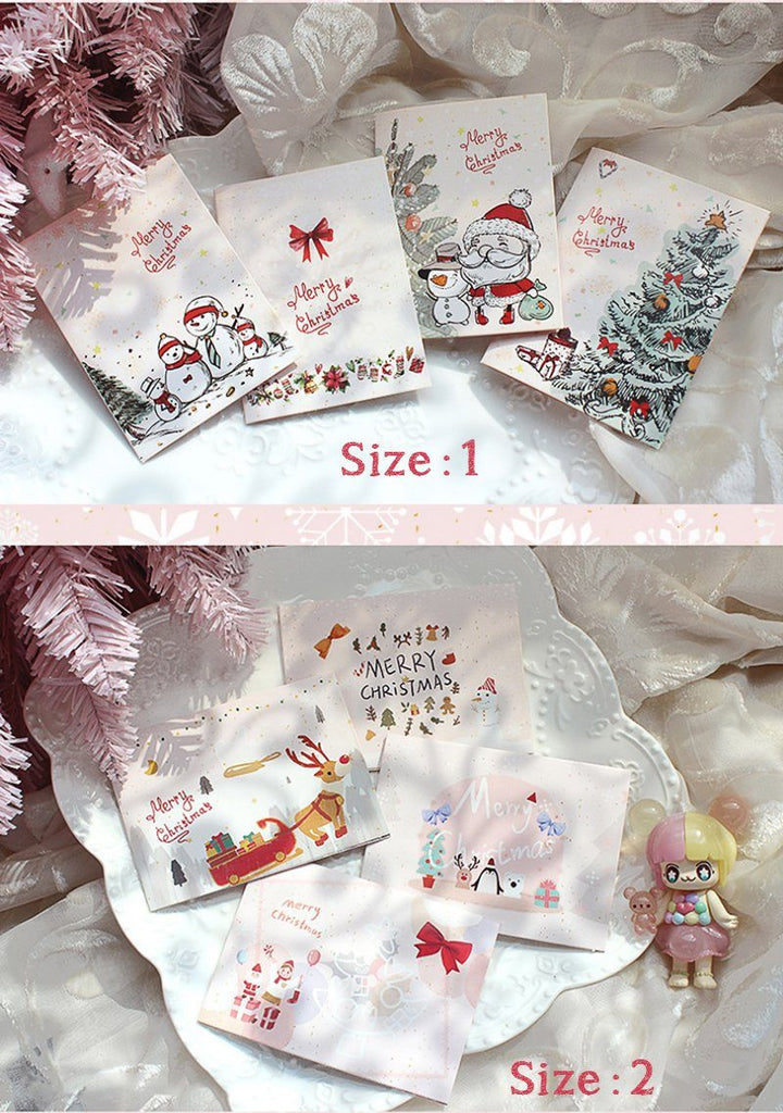 Cute Christmas Cards Moose Card Animal Festive Card Picky Bride