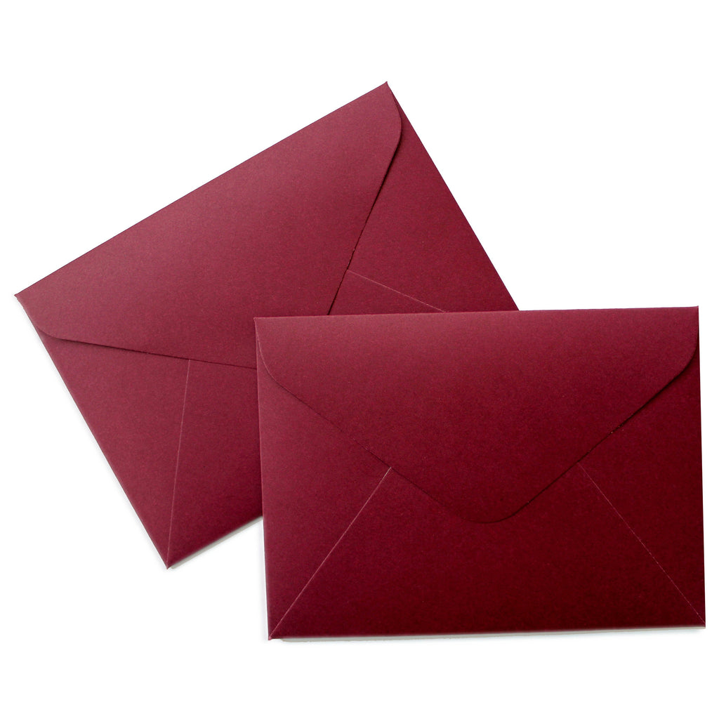 Picky Bride Envelope Wedding Romantic Wedding Invitations Envelope Pearl Paper Envelope Wedding Cards Envelope Picky Bride Burgundy 100 x $1.0ea.