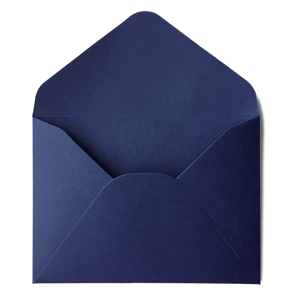 Picky Bride Envelope Wedding Romantic Wedding Invitations Envelope Pearl Paper Envelope Wedding Cards Envelope Picky Bride Navy Blue 100 x $1.0ea.