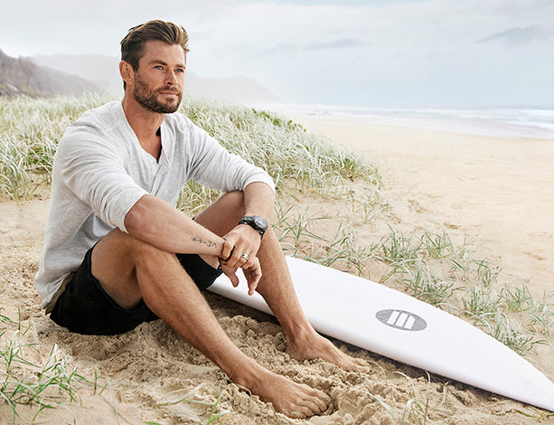 Swisse Wellness Global Ambassador Chris Hemsworth