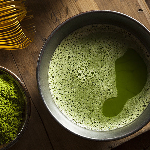 Matcha green tea Ingredient Image