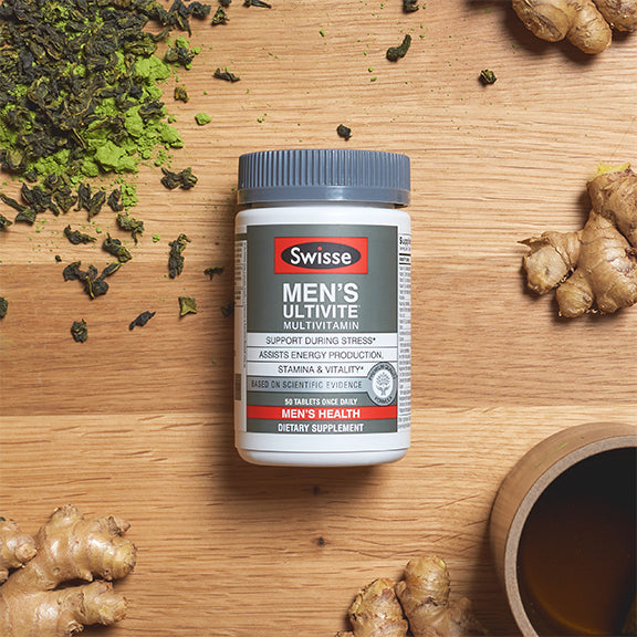 SWISSE ULTIVITE MULTIVITAMINS