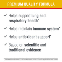 Lung Health Support