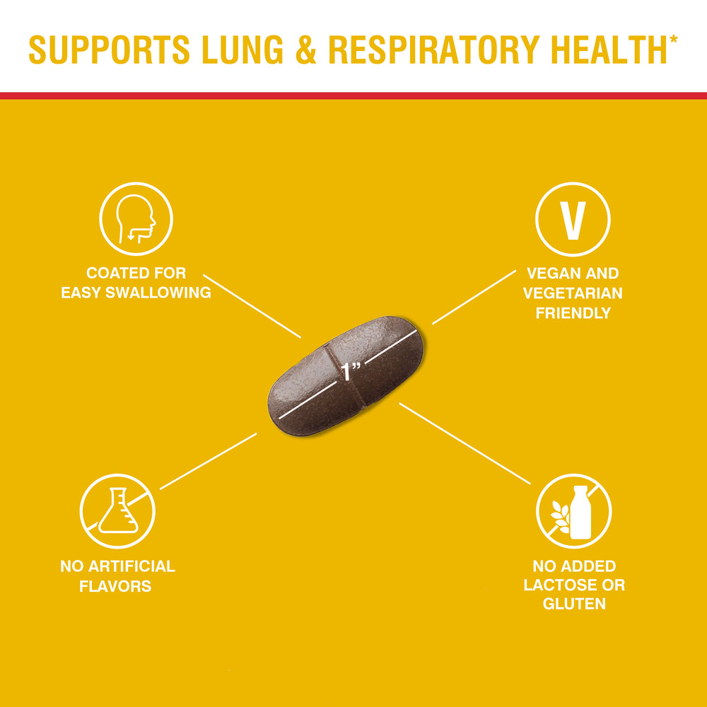 Ultiboost Lung Health Support