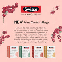 Cranberry Pore Perfecting Clay Mask for - All Skin Types