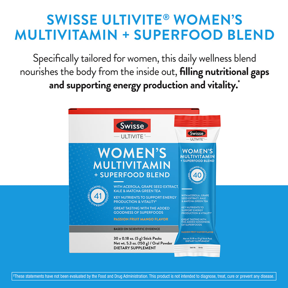 Women's Multivitamin & Superfood Blend