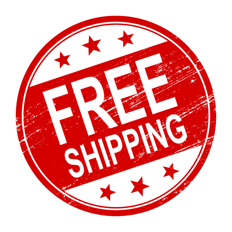 Free shipping over $49, to most states
