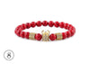 Bracelets Red King - Sakya bijoux
