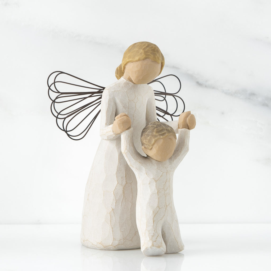 Willow Tree 'Guardian Angel' Figurine - gsmshop.com.au