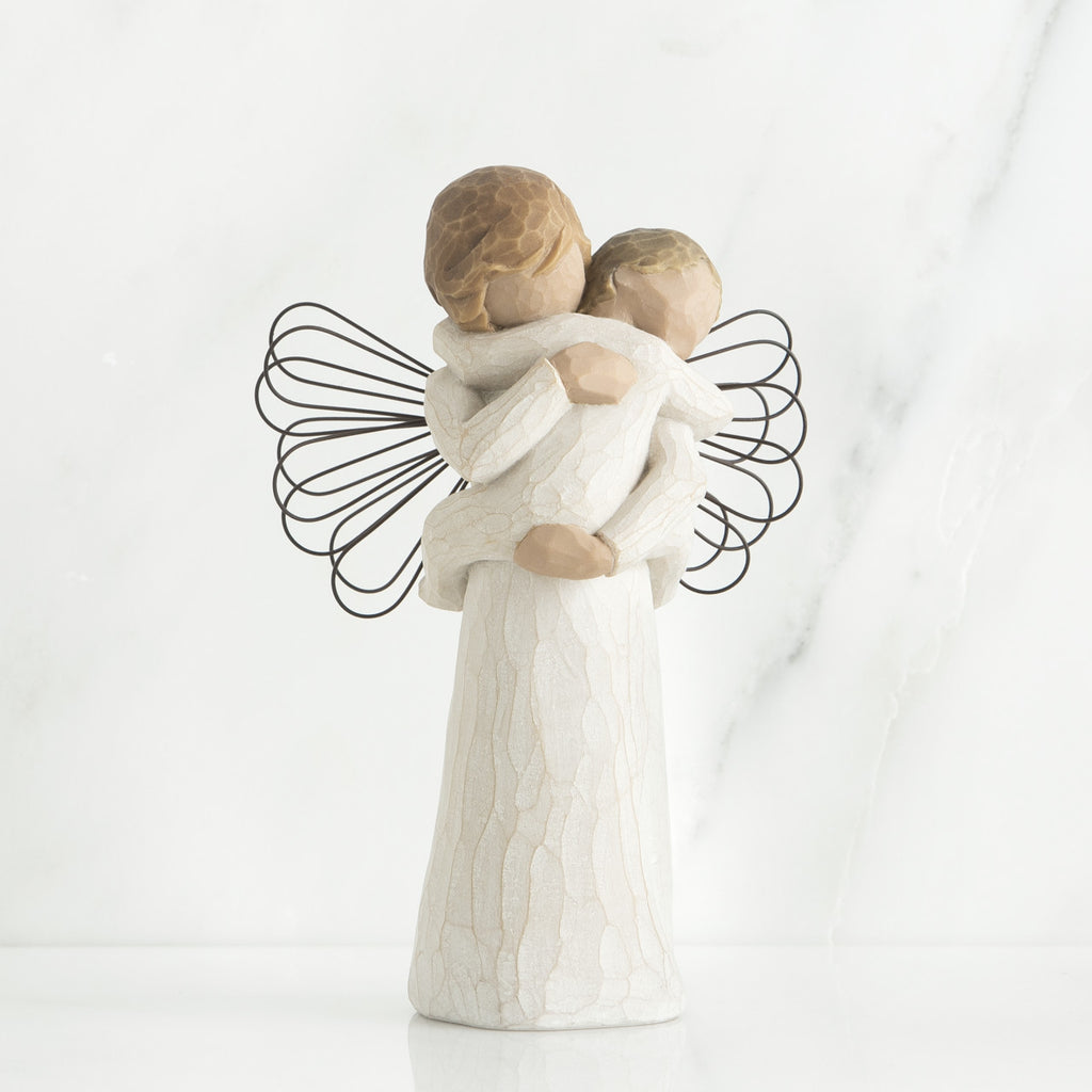 Willow Tree 'Angel's Embrace' Figurine - gsmshop.com.au