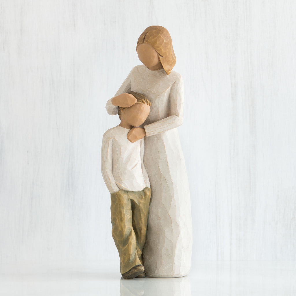 Willow Tree 'Mother and Son' Figurine - gsmshop.com.au