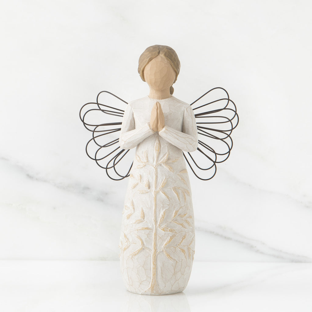 Willow Tree 'A Tree, A Prayer' Angel Figurine - gsmshop.com.au
