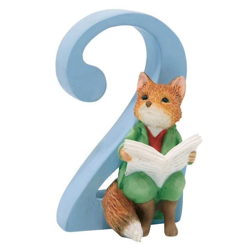 Beatrix Potter Number '2' - gsmshop.com.au