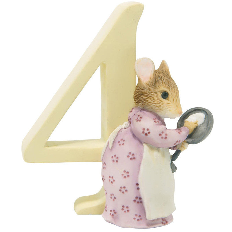 Beatrix Potter Number '4' - gsmshop.com.au