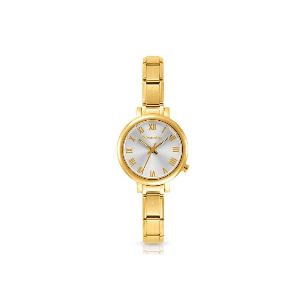 Nomination 'Paris' GP Watch with Composable Band - gsmshop.com.au