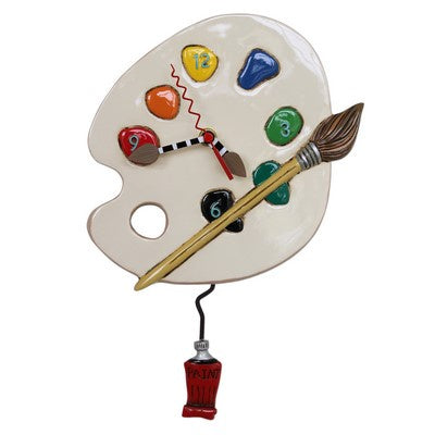 'Art Time' Clock