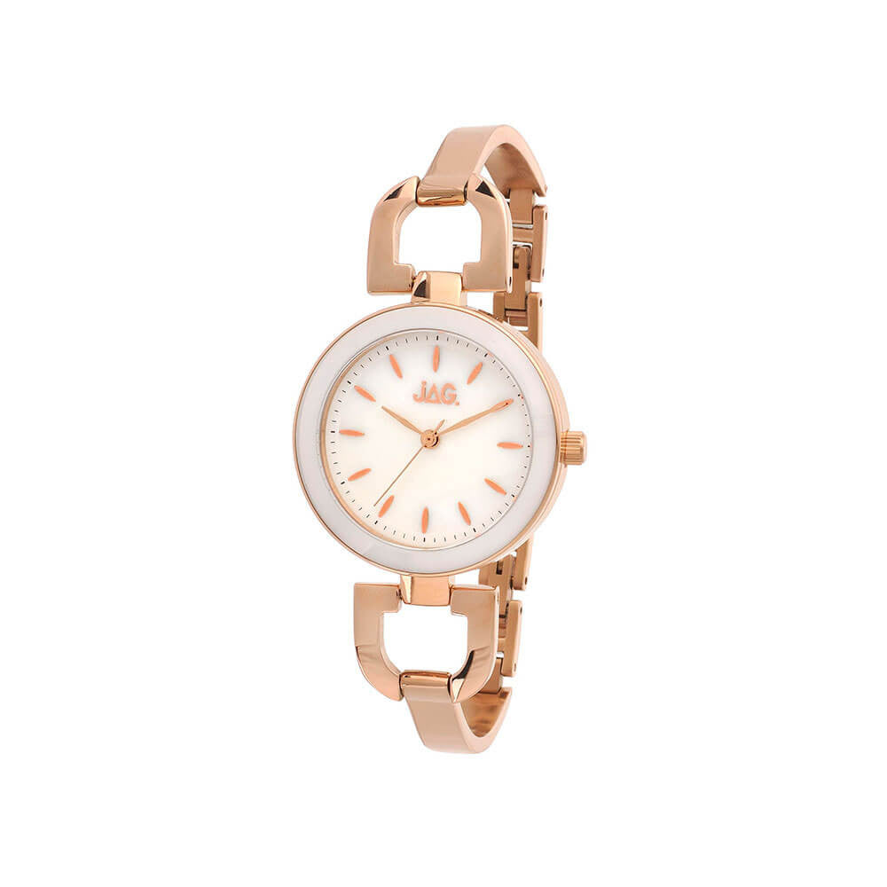 JAG Ladies 'Eloise' Watch - Rose Gold - gsmshop.com.au