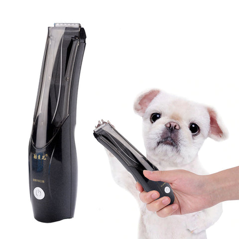 Pet vacuum hair trimmer 803