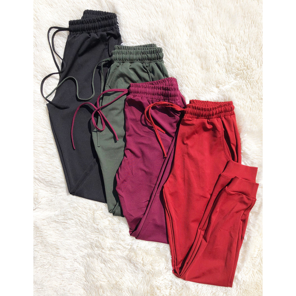 Essential Dress Up Or Down Stretchy Joggers