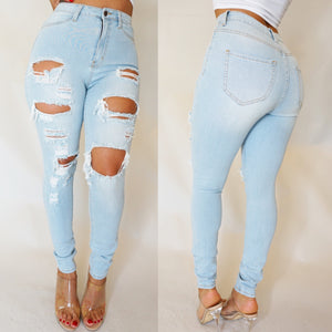 Plump It Up Skinny Jeans