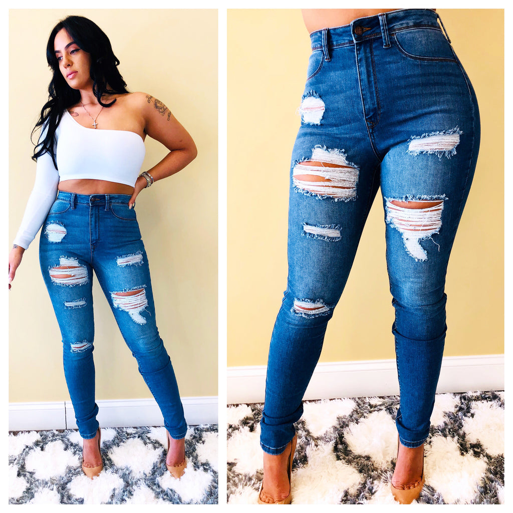 Super Skinny  jeans for ladies