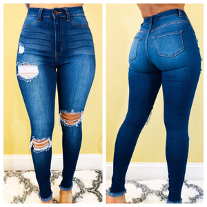 Cheap High Waisted Jeans