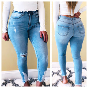You Want It High Waist Jeans