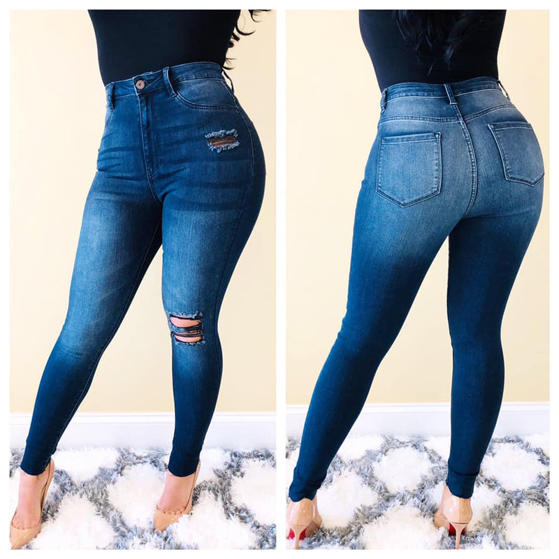 Something Different Skinny Jeans