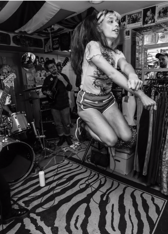 A Chat with Farrah Skeiky on Punk Culture in DC
