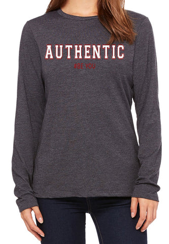 Authentic Be You Shirt