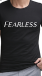 POWER WORD SHIRT - Fearless
