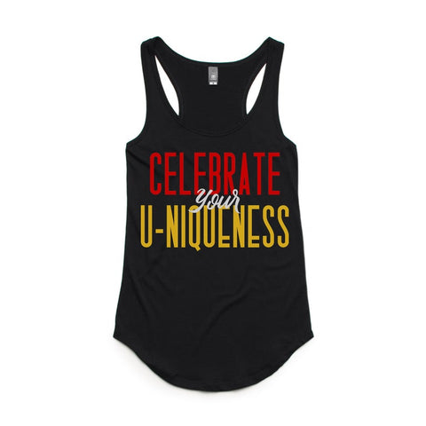 Celebrate your U-niqueness