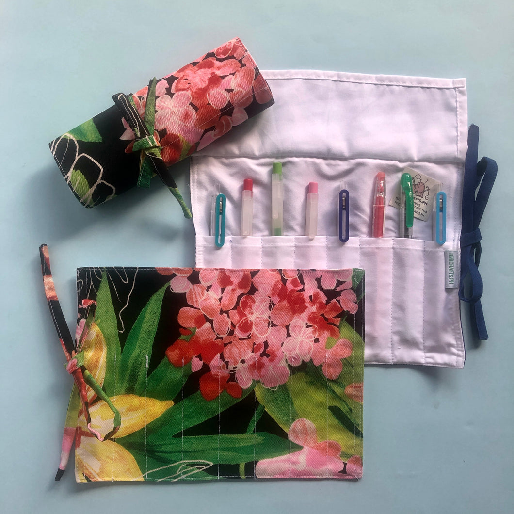 Banig Pen Holder - Tropic
