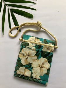 Hobo Sling Bag - Teal