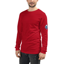 Load image into Gallery viewer, Men's Cross Long Sleeve Tee