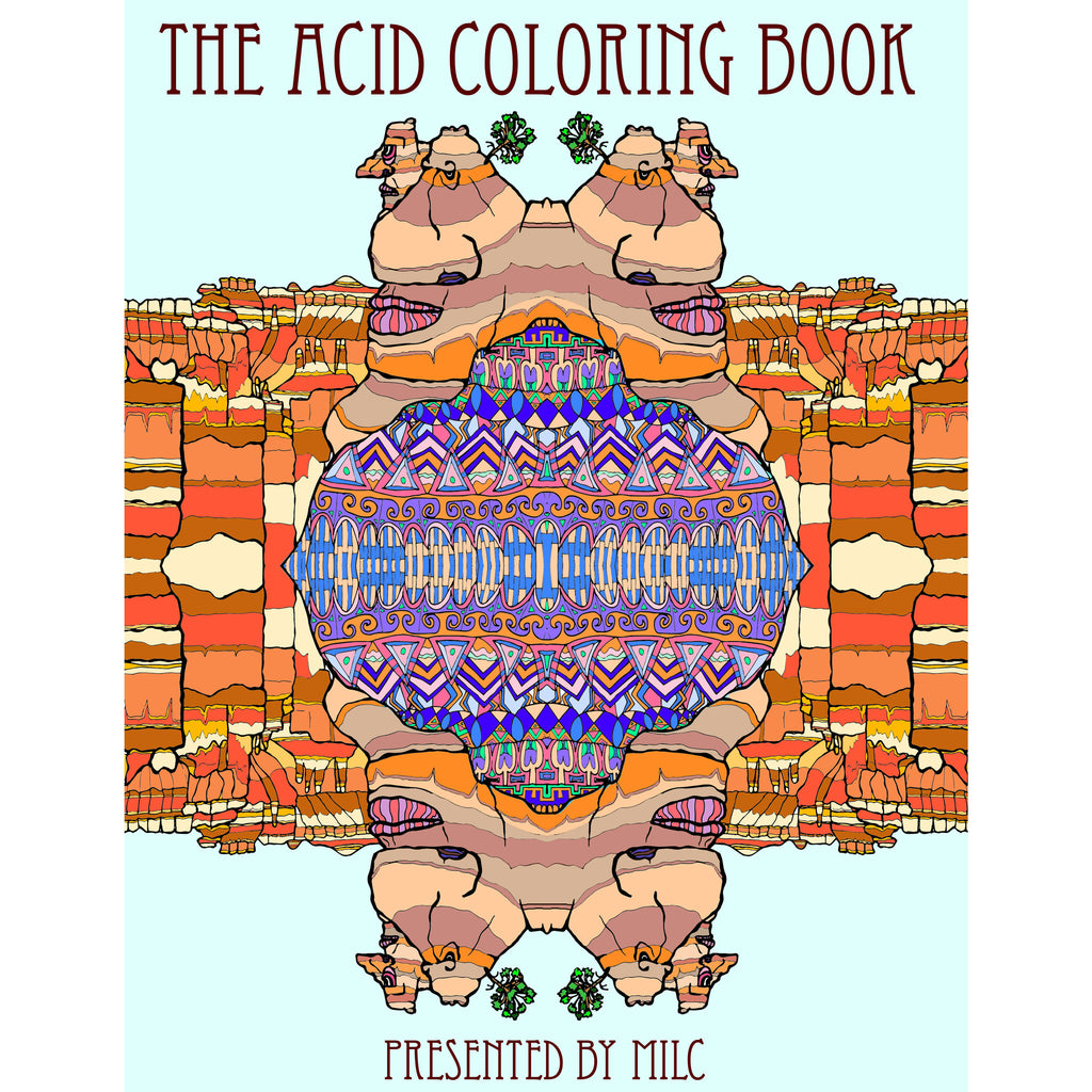 The Acid Coloring Book
