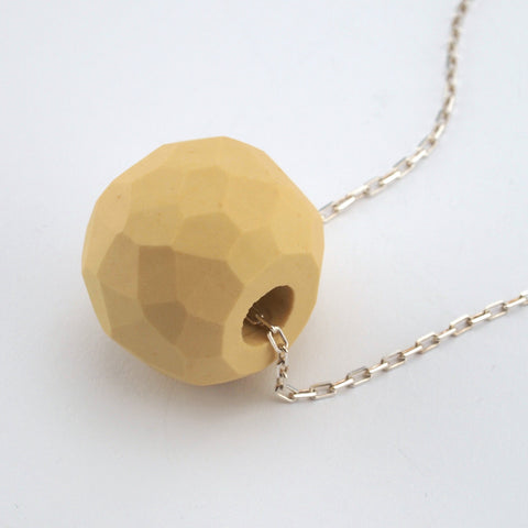 Archive Sale | Necklace Mustard