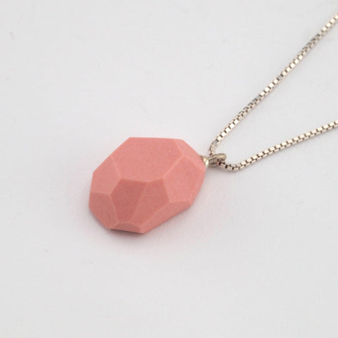 Archive Sale | Necklace Mini Pink Gem