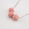 Archive Sale | Necklace Mini Pink Beads